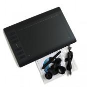 Huion 1060 PLUS 12 Express Keys Grafiktablett Pen Tablet mit 8GB Micro SD-Karte4
