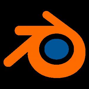 Blender Logo 3D-Modelling