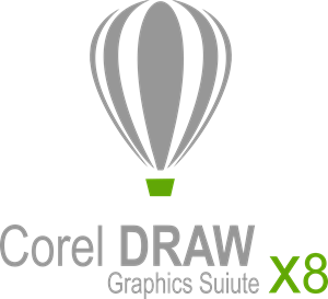 Corel Draw Graphics Suite Logo professionelles Grafikprogramm zum Zeichnen und Malen am PC