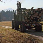 Uniforest Forstmaschine